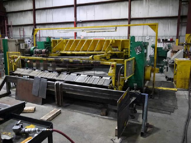 10 FT Wysong Mechanical Shear 14064 pic 1.jpg