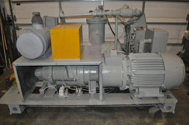 125 hp Gardner Denver Air Compressor 23014A pic 5.jpg