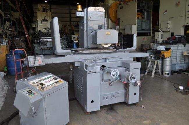 16 x 32 Mitsui Surface Grinder 15045A pic 1.jpg