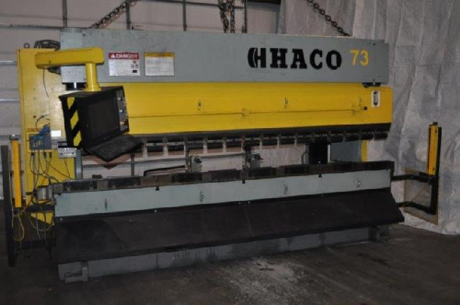 165 Ton Haco Atlantic Press Brake 13027A pic 1.jpg