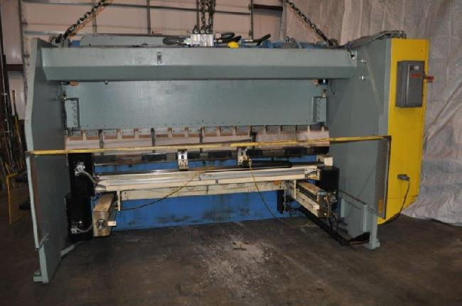 165 Ton Haco Atlantic Press Brake 13027A pic 8.jpg