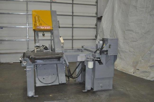18 x 20 Marvel Vertical Band Saw 13044 pic 1.jpg