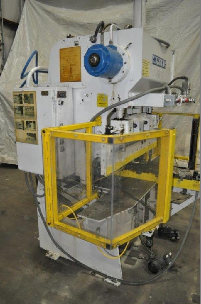 20 Ton Wysong Press Brake 15083H pic 2.jpg