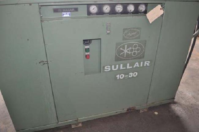 30 HP Sullair Air Compressor 12079W pic 9.jpg
