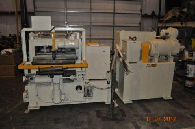 30 x 071 Herr Voss Precision Straightener 12049C pic 1 press marketplace, stamping presses for sale  at metegol.co