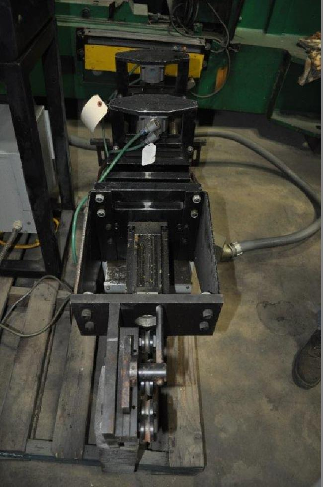 6 X 187 Dynamic Feeds Wire Feeder 27027G pic 1 press marketplace, stamping presses for sale  at metegol.co