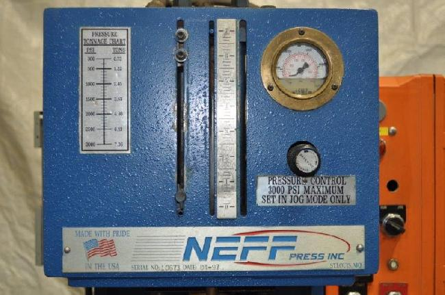 7 ton Neff Hyd Press 13038 pic 6.jpg