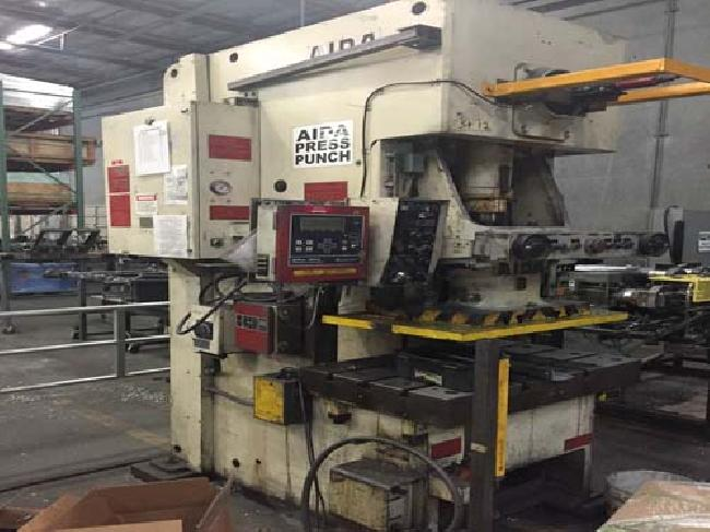 88 Ton Aida Gap Press 15103 pic 2.jpg